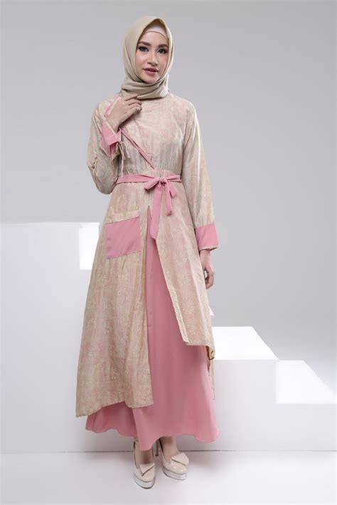model long dress hijab muslimah  berbagai pilihan