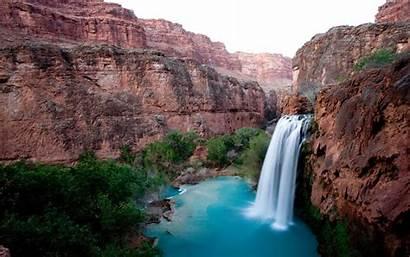 Arizona Scenery Canyon Grand Havasupai Beaux Monde