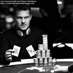 Rolf Slotboom's Biography: Hendon Mob Poker Database
