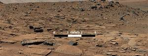 Curiosity Rover Data Indicates Gale Crater Mountain Used ...
