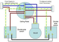 4 Best Image Of Dc Light Wiring Diagram by 10 Best Electricity Three Way Switching Images