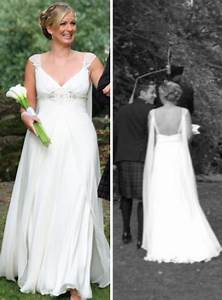 Eco weddings the rag tradesy blog for Gently worn wedding dresses