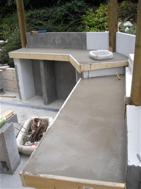 cuisine d ete en beton cellulaire cuisine d ete en beton cellulaire