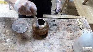 Nettoyer Du Cuivre : comment patiner du cuivre du laiton ou du bronze youtube ~ Melissatoandfro.com Idées de Décoration