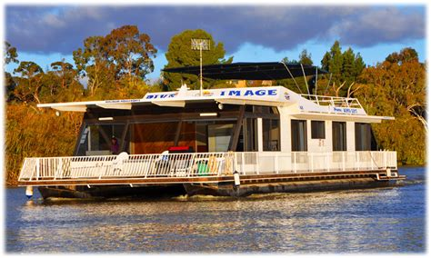 Houseboat On Murray River by River Rat Houseboats Kingston On Murray South Australia