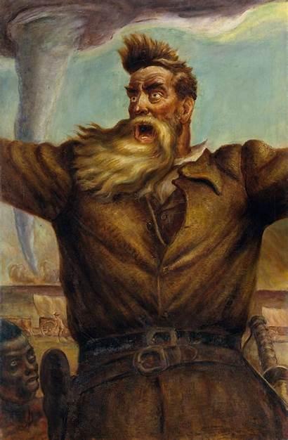 John Brown Curry Steuart American Oil 1939