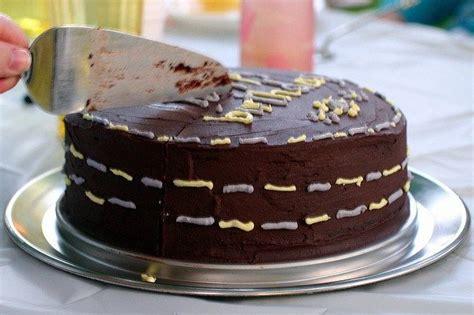 Today is national coffee cake day! Double Chocolate Layer Cake | Recipe | Smitten kitchen chocolate cake, Chocolate raspberry cake ...