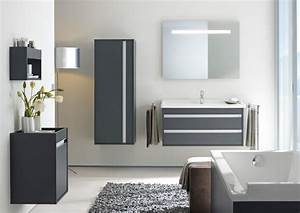 Graue Fliesen Welche Wandfarbe : graue badm bel in modernem design badideen bei xtwo ~ Lizthompson.info Haus und Dekorationen