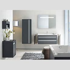 Graue Badmöbel In Modernem Design  Badideen Im Online
