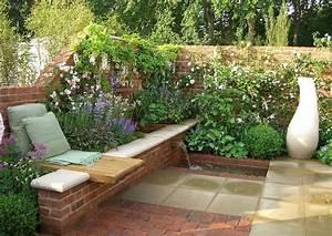 Gartengestaltung Sichtschutz Beispiele : gartengestaltung inhortas garten und wohnen unsere ~ Lizthompson.info Haus und Dekorationen