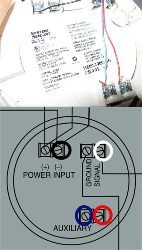 Electrical Need Help With Correct Wiring When Replacing