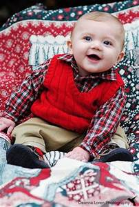 Holiday Christmas Baby Clothes on Pinterest