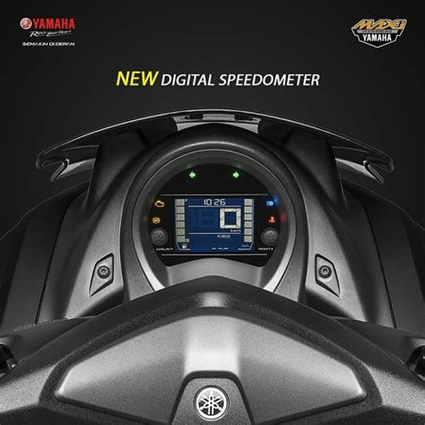 Nmax 2018 Ada Charger by Yamaha Resmi Launching Nmax 155 Facelift Model 2018 Ada 4