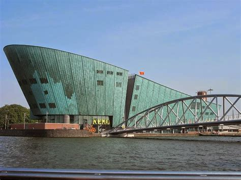 Amsterdam Museum Technology by Nemo The Museum Of Science And Technology Netherlands