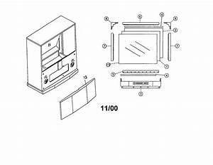 Mitsubishi Tv Parts