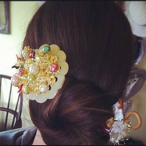 Yuki's Haven: Traditional Korean/Japanese Hair Accessories