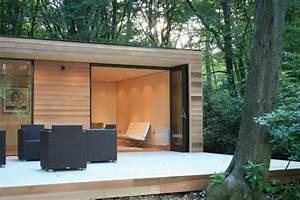 Exklusive Gartenhäuser Aus Holz : moderne gartenh user 50 vorschl ge f r sie ~ Sanjose-hotels-ca.com Haus und Dekorationen