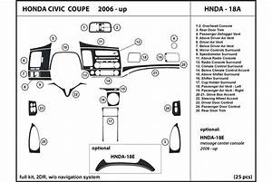 Dl Auto U00ae Honda Civic 2006