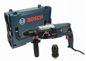 Bosch Bohrhammer Gbh 2 28 F : bosch gbh 2 28 f bohrhammer mit wechselfutter in l boxx werkzeuge bohren ~ Frokenaadalensverden.com Haus und Dekorationen