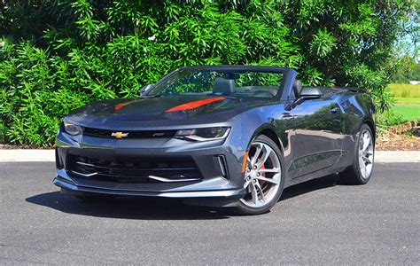 2017 Chevrolet Camaro 2lt Rs Convertible 50th Anniversary