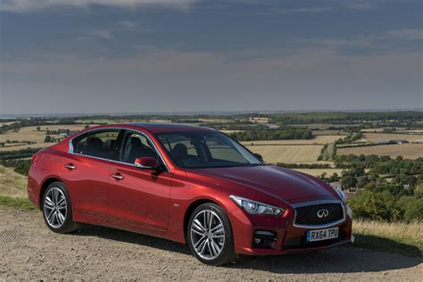 Infiniti Q50 by Infiniti Releases Details For 2016 Q50