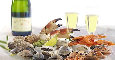 cuisiner des fruits de mer préparer un plateau de fruits de mer conseils de chef