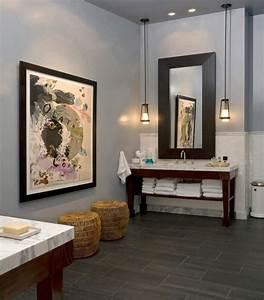 Tableau Pour Salle De Bain : tableau salle de bain et cadre d coratif en 40 id es top ~ Dallasstarsshop.com Idées de Décoration