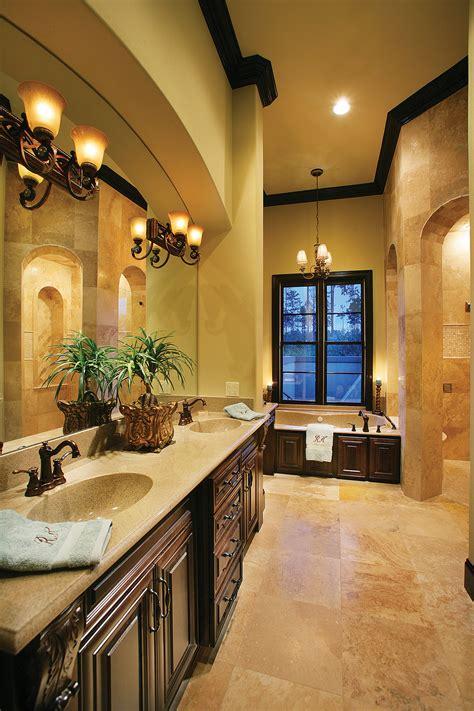 mediterranean style house plan  beds  baths  sqft