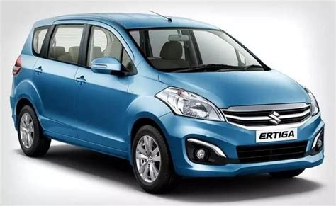 Maruti Suzuki Ertiga Price In India, Images, Mileage