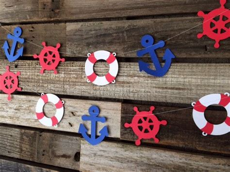 Nautical Baby Shower Decorations For Home: Best 25+ Nautical Party Ideas On Pinterest