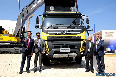 how much does a new volvo truck excon 2015 volvo fmx 520 10 4 and fmx 480 10 4 launched