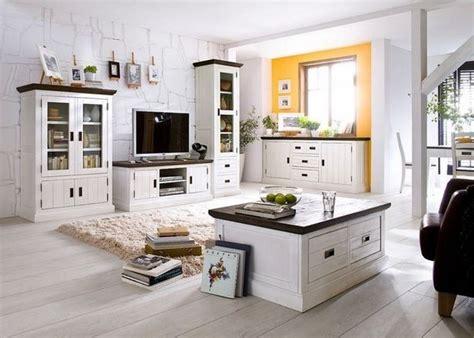 weiße holzmöbel landhausstil m 246 bel landhausstil wohnzimmer