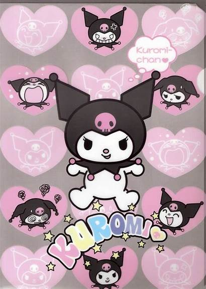 Kitty Hello Kuromi Melody Sanrio Pink Desktop