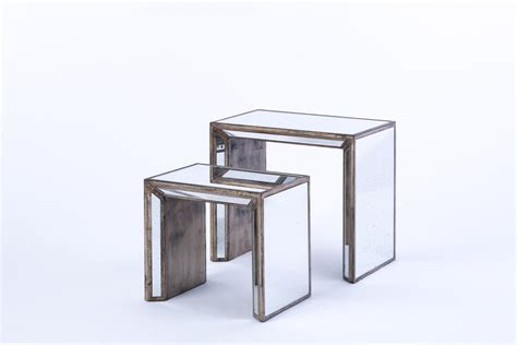 small mirrored accent table mirrored accent table full size of bedroomcool twin square