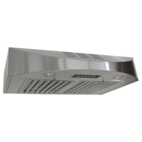 36 ductless cabinet range range hoods brillia 36 quot 400 cfm ductless
