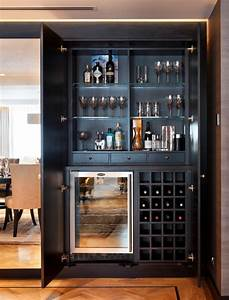 18 small home bar designs ideas design trends With bar cabinet designs for home