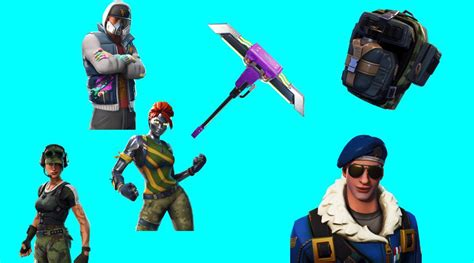 fortnite   skin pickaxe  cosmetic  season