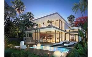 Brand, New, Modern, Villa, In, Miami