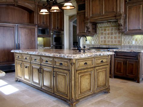 faux painted kitchen cabinets villa inspired custom painting and finishes 7182