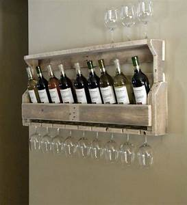 bar de pallet adega de vinho e outras ideias para seu With what kind of paint to use on kitchen cabinets for vaseline glass candle holders