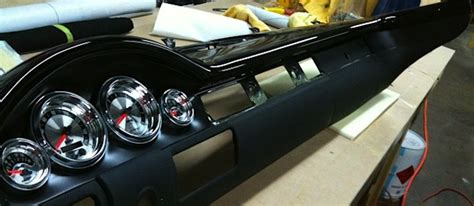 Custom Dashboards Made To Order