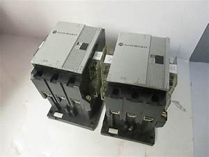 Lot Of 2 Allen Bradley 100