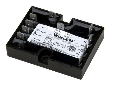 Whelen Outlet Led Flasher Patterns Ulf From