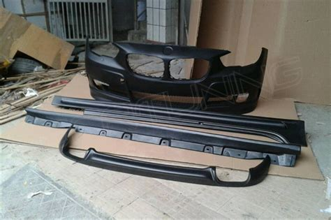 BMW 5 Series Gran Turismo F07 Body Kit Hamann Style