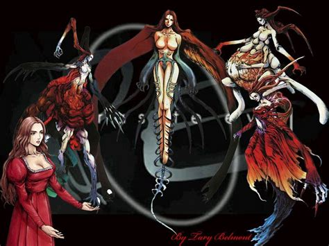 Parasite Eve By Tarybelmont On Deviantart