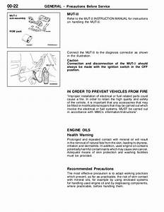 1997 Mitsubishi Galant Service Repair Manual