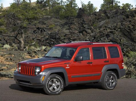jeep liberty renegade review top speed