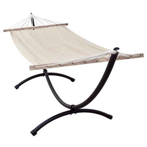 heavy duty steel hammock stand tri beam outdoor patio free