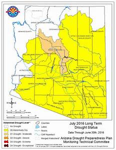 Arizona S Drought Conditions Continue The Daily Courier