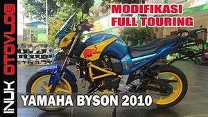 Modifikasi Motor Byson Touring